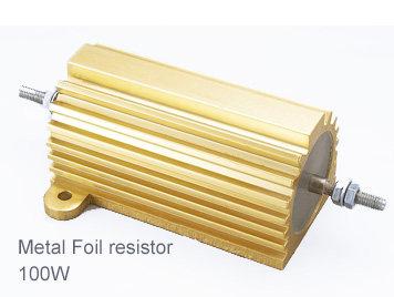 (1pcs) DIP Aluminium Clad Power Resistor 5% 100W 0.68Ω(0.68R)