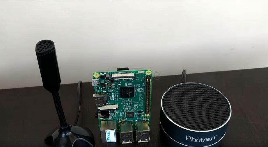 Making your own AIY Voice kit | Google Assistant on Raspberry pi as fast as possible