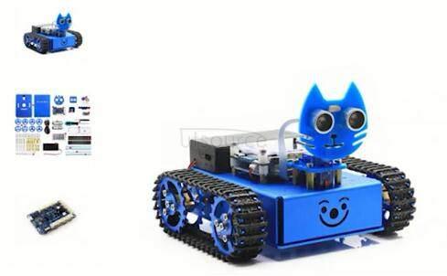 Robot-designer, KitiBot from utsource