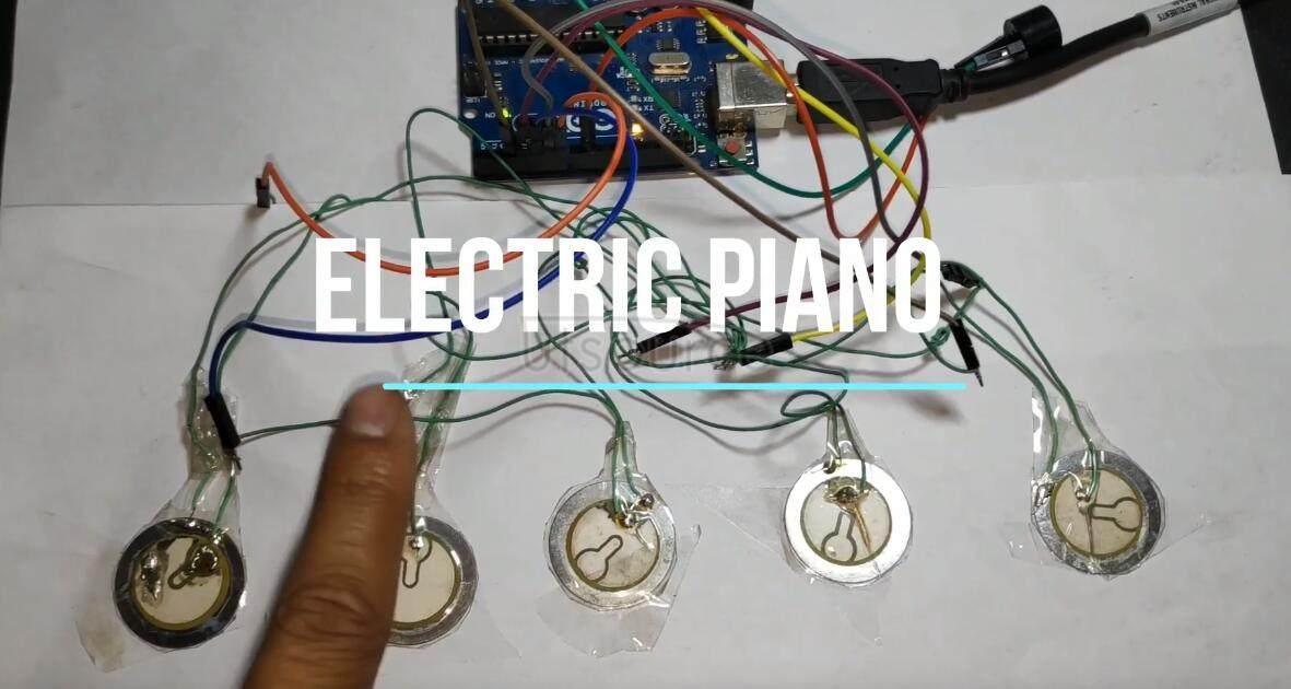 Electric piano || ??UTSOURCE