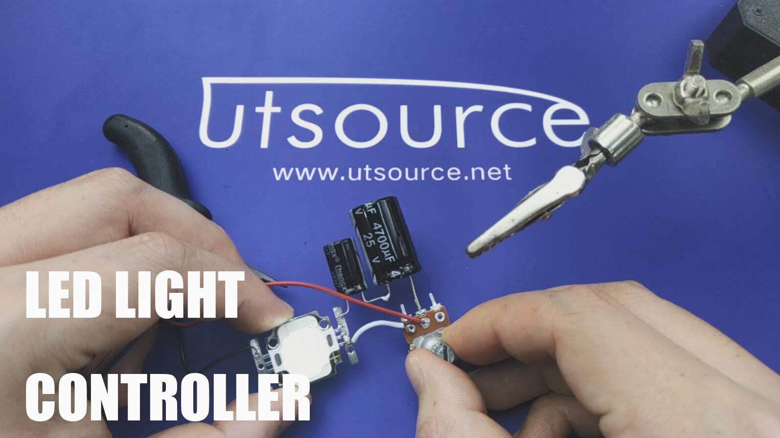 LED LIGHT CONTROLLER / Utsource