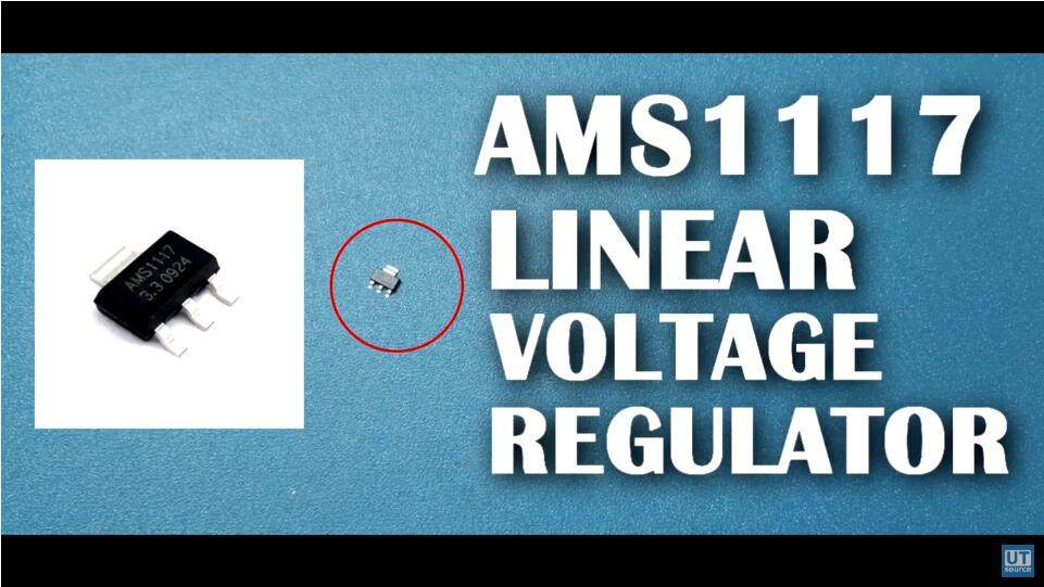 how to use AMS1117