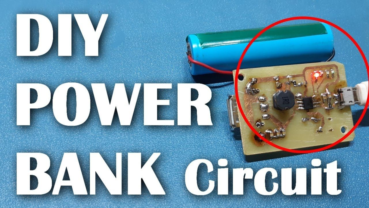 DIY Powerbank with IP5306