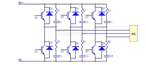 Solutions for IGBT protection circuit defects