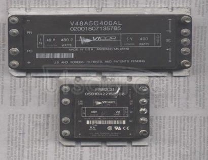 V48A5C400AL DC to DC Converter