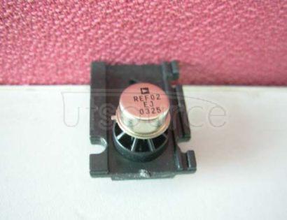 REF02EJ +5V Precision Voltage Reference/Temperature Trangsducer