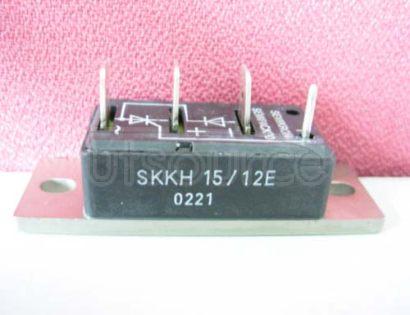 SKKH15/12E Thyristor / Diode Modules