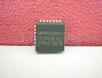 TP3070VG TP3070, TP3071, TP3070-X COMBO II Programmable PCM CODEC/Filter; Package: PLCC; No of Pins: 28