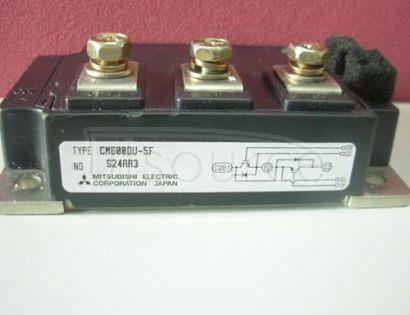 CM600DU-5F Dual IGBTMOD 600 Amperes/1200 Volts