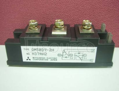 QM50DY-2H MEDIUM POWER SWITCHING USE INSULATED TYPE