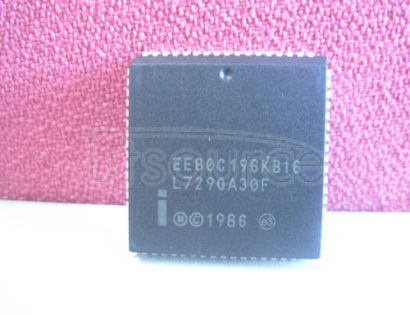 N80C196KB16 COMMERCIAL/EXPRESS CHMOS MICROCONTROLLER