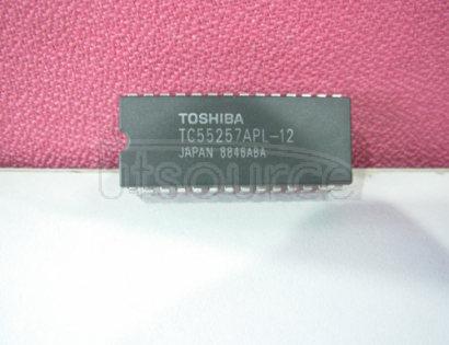 TC55257APL-12 TOSHIBA MOS MEMORY PRODUCTS