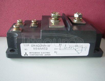 QM400HA-H HIGH POWER SWITCHING USE INSULATED TYPE