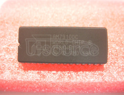 AM7910DC WORLD-CHIP FSK Modem