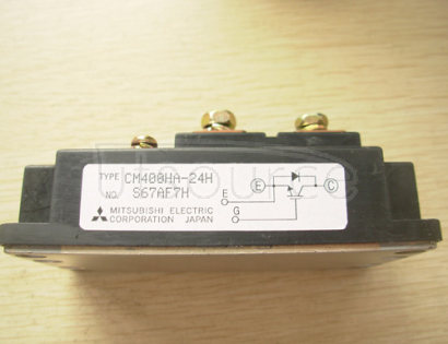CM400HA-24H HIGH POWER SWITCHING USE INSULATED TYPE