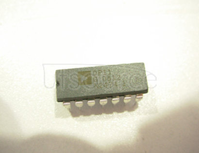 OP11GP Quad Matched 741-Type Operational Amplifiers