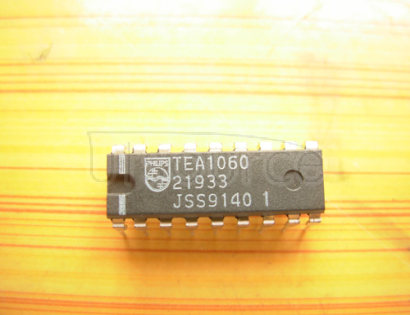 TEA1060 VERSATILE TELEPHONE TRANSMISSION CIRCUITS WITH DIALLER INTERFACE