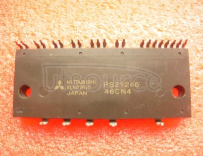PS21246 Intellimod⑩ Module Dual-In-Line Intelligent Power Module 25 Amperes/600 Volts