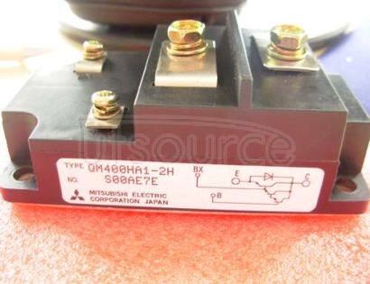 QM400HA1-2H HIGH POWER SWITCHING USE INSULATED TYPE