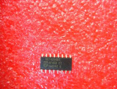 HEF4094BI Quadruple 2-input NAND Schmitt trigger