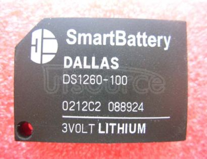 DS1260-100 Battery Manager Chip