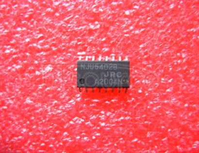 NJU6402B RS232C Line Driver/ReceiverRS232C(33)