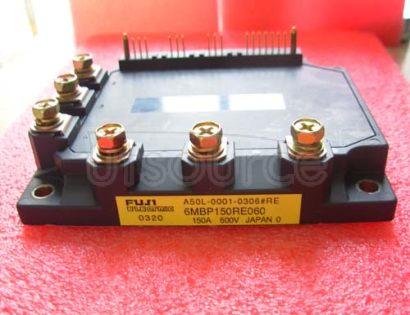 6MBP150RE-060 IGBT-IPM