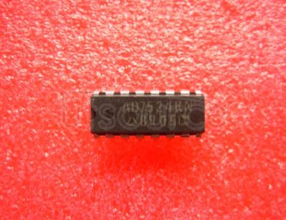 AD7524KN CMOS 8-Bit Buffered Multiplying DAC
