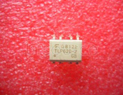 TLP620-2 Photocoupler GaAs IRED+Photo Transistor(+)