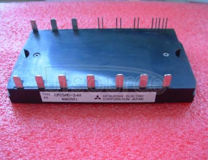 CM15MD-24H MEDIUM POWER SWITCHING USE INSULATED TYPE