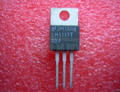 LM1117T-ADJ 800mA Low-Dropout Linear Regulator