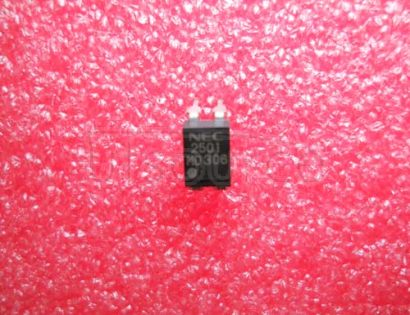 PS2501 HIGH ISOLATION VOLTAGE,SINGLE TRANSISTOR TYPE,MULTI PHOTOCOUPLER SERIES,