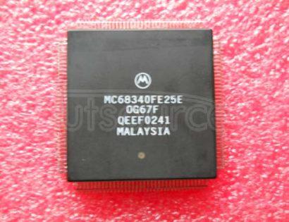 MC68340FE25E