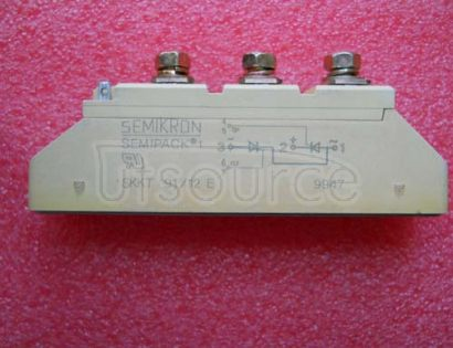 SKKT91/12E SEMIPACK1 Thyristor / Diode Modules