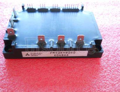 PM50RHB060 TRANSISTOR | IGBT POWER MODULE | 3-PH BRIDGE | 600V VBRCES | 50A IC