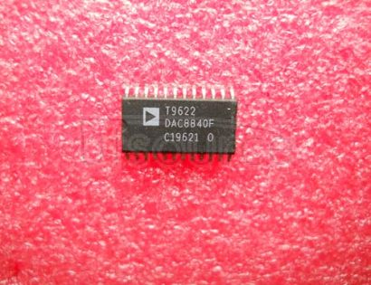 DAC8840F 8-Bit Octal, 4-Quadrant Multiplying, CMOS TrimDAC