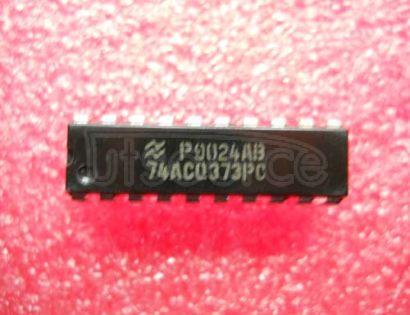 74ACQ373PC 8-Bit D-Type Latch