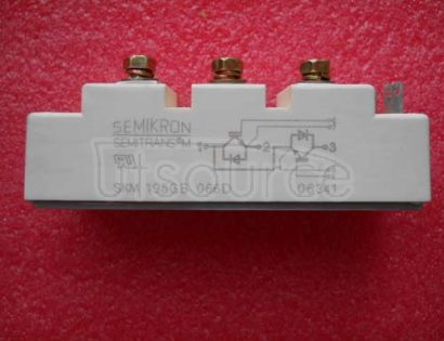 SKM195GB066D Trench IGBT Modules