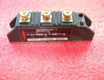 SKKH26/04D Thyristor  /  Diode   Modules