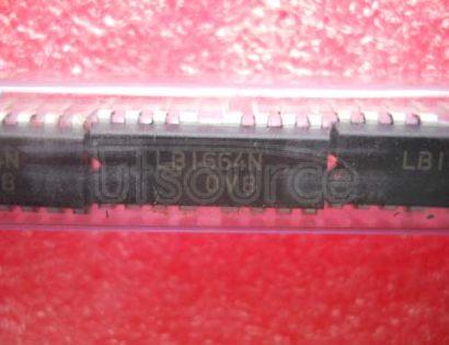 LB1664N 2-Phase Unipolar Brushless Motor Drivers