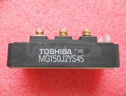 MG150J2YS45 Silicon N channel IGBTN