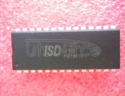 ISD2532PY IC MEM VOICE REC/PLAY 32S 28-DIP