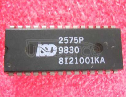 ISD2575P 1.59 M