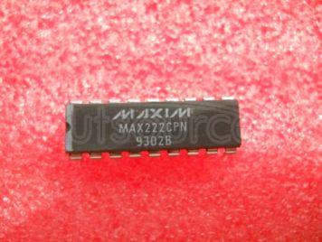 MAX222CPN