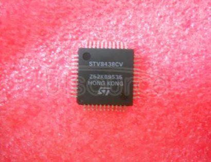 STV8438CV 8-Bit Digital-to-Analog Converter