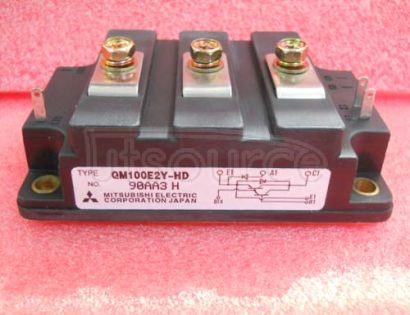 QM100E2Y-HD HIGH   POWER   SWITCHING   USE   INSULATED   TYPE