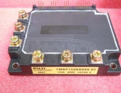 7MBP150KB060-02 IGBT-IPM1200V/150A