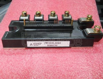 PM150RLA060 INTELLIGENT POWER MODULES FLAT-BASE TYPE INSULATED PACKAGE