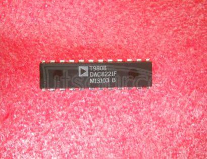 DAC8221FP Dual 12-Bit Buffered Multiplying CMOS D/A Converter