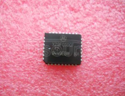 29F010CF-12 1 Megabit 128 K x 8-bit CMOS 5.0 Volt-only, Uniform Sector Flash Memory